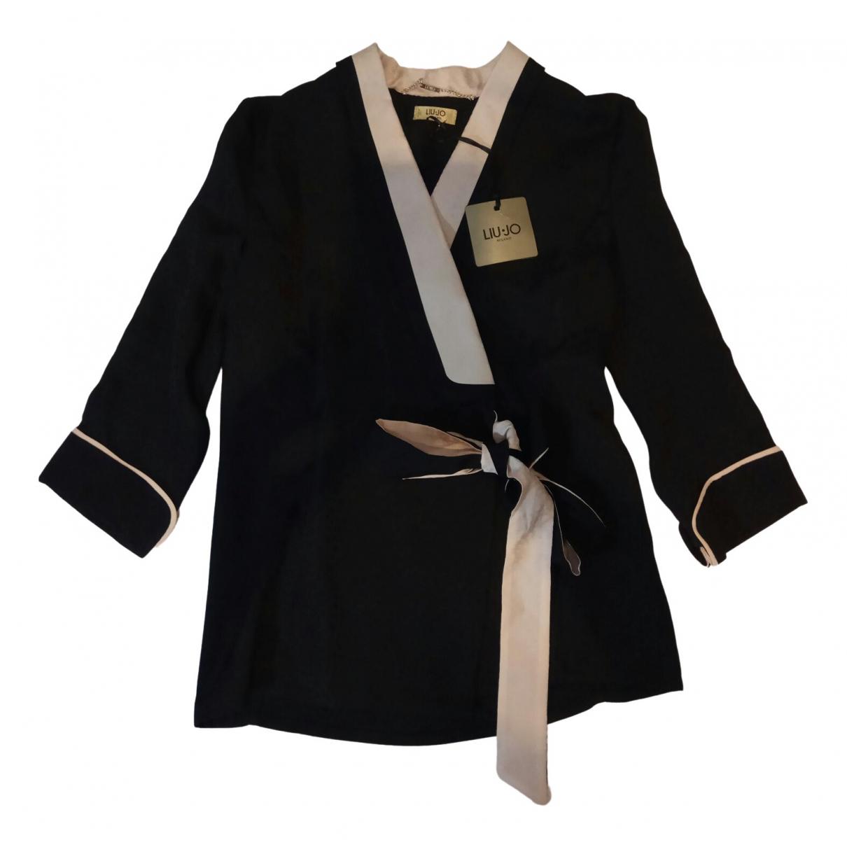 Liu.jo \N Black jacket for Women 40 FR