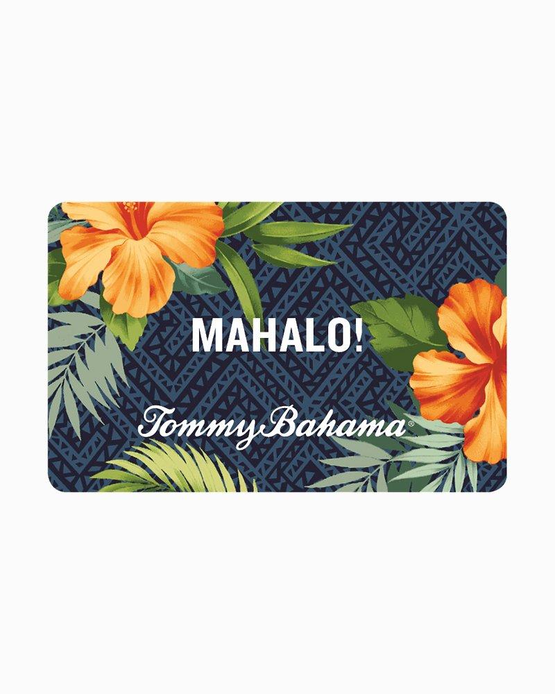 Tommy Bahama Mahalo eGift Card