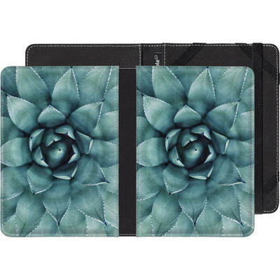 Pocketbook Touch Lux 2 eBook Reader Huelle - Beautiful Succulent von caseable Designs