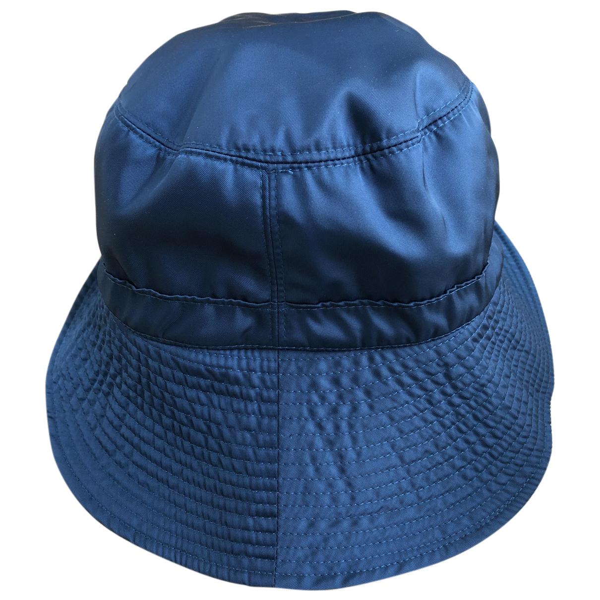Inverni - Chapeau   pour femme en autre - bleu
