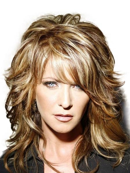 Milanoo peluca de pelo humano 2020 felquillo despeinado peluca larga rizada de mujer