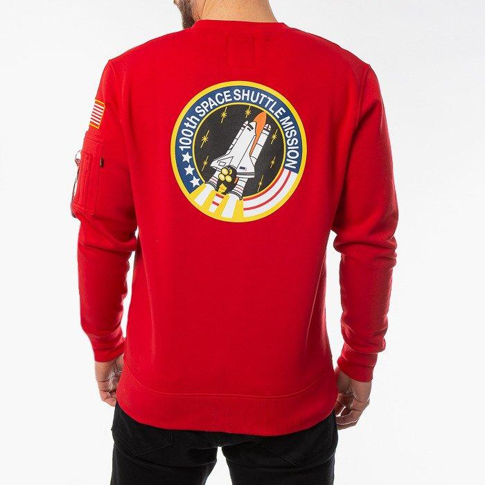 Alpha Industries Space Shuttle Sweater 178307 328