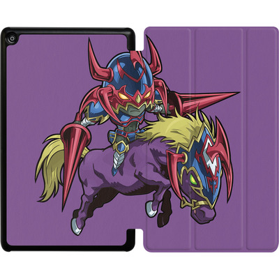 Amazon Fire HD 8 (2018) Tablet Smart Case - Gaia The Fierce Knight SD von Yu-Gi-Oh!