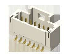 Samtec , T1M, 2 Way, 1 Row, Vertical PCB Header (525)