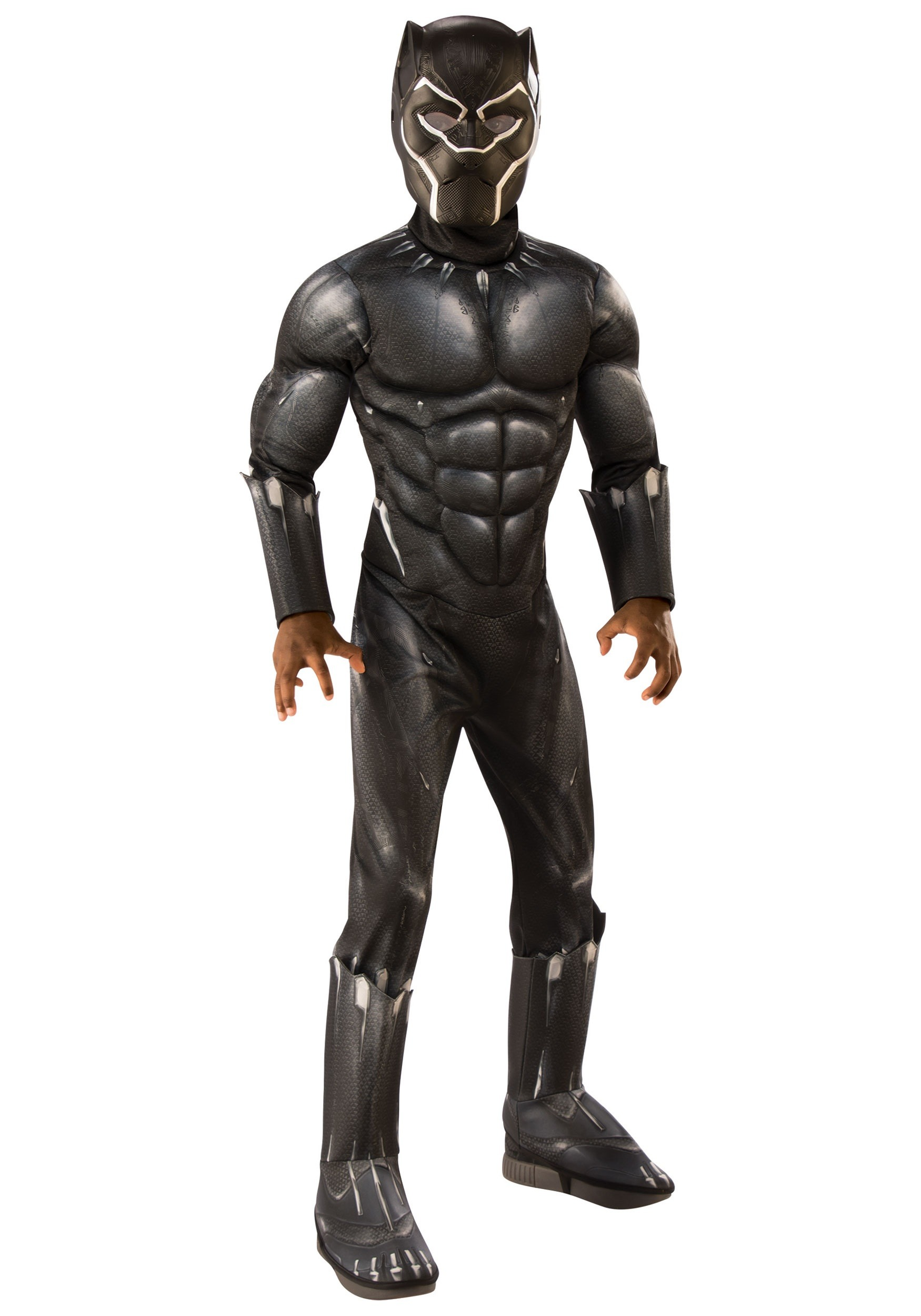 Deluxe Black Panther Costume for Children