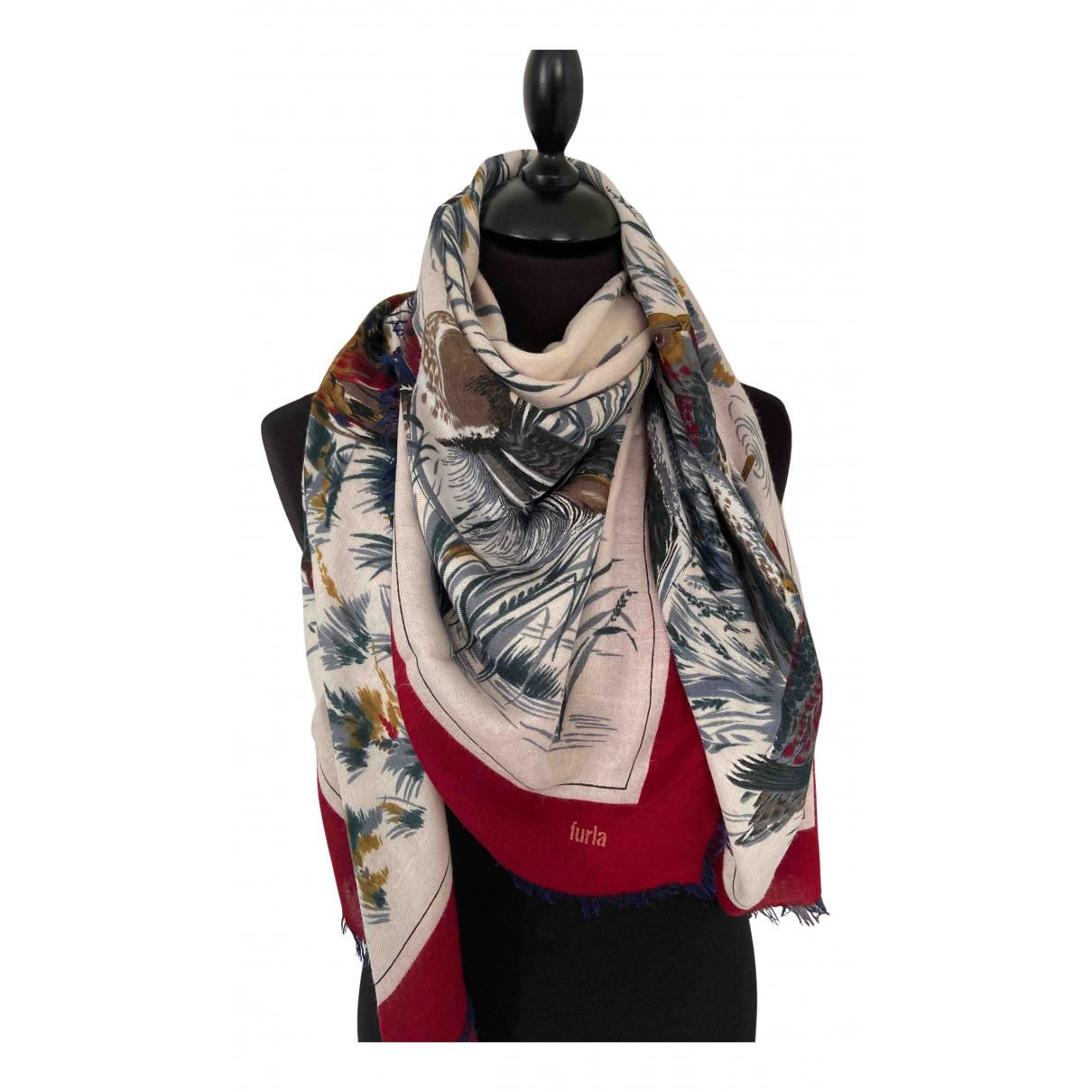 Furla - Foulard   pour femme en coton