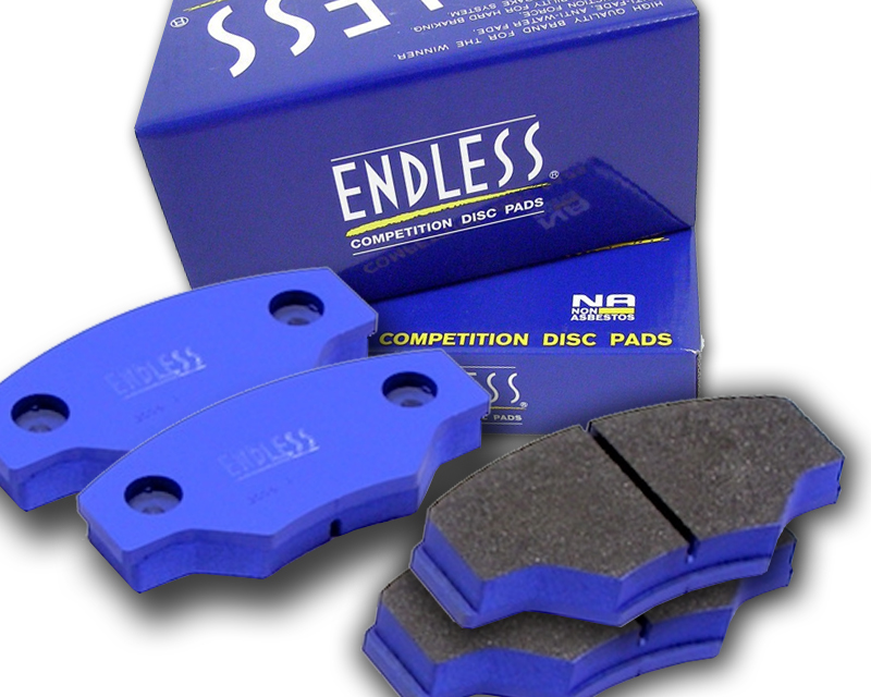 Endless EP 357 ME22 F Front Brake Pad ME22/Front Racing Compound Subaru Impreza All GDB Gr.N Tarmac Caliper for 15