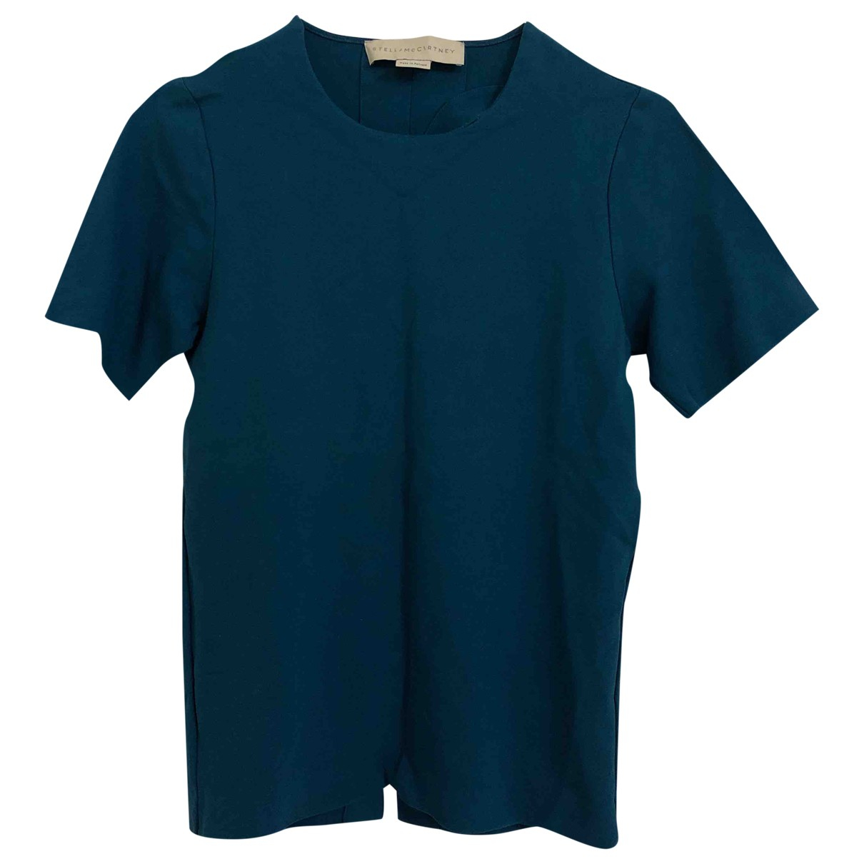 Stella Mccartney N Blue  top for Women 36 FR