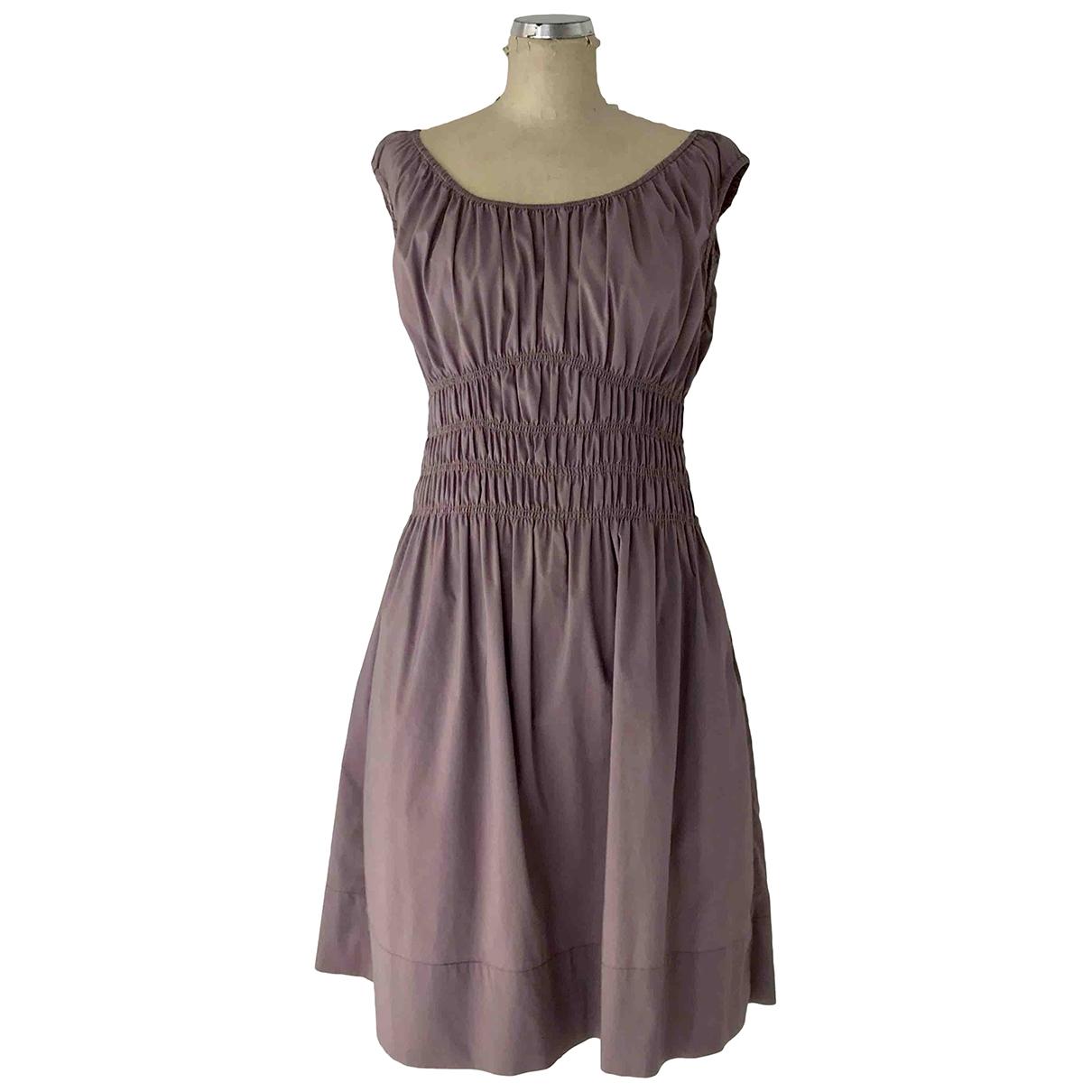 Diane Von Furstenberg \N Kleid in Baumwolle