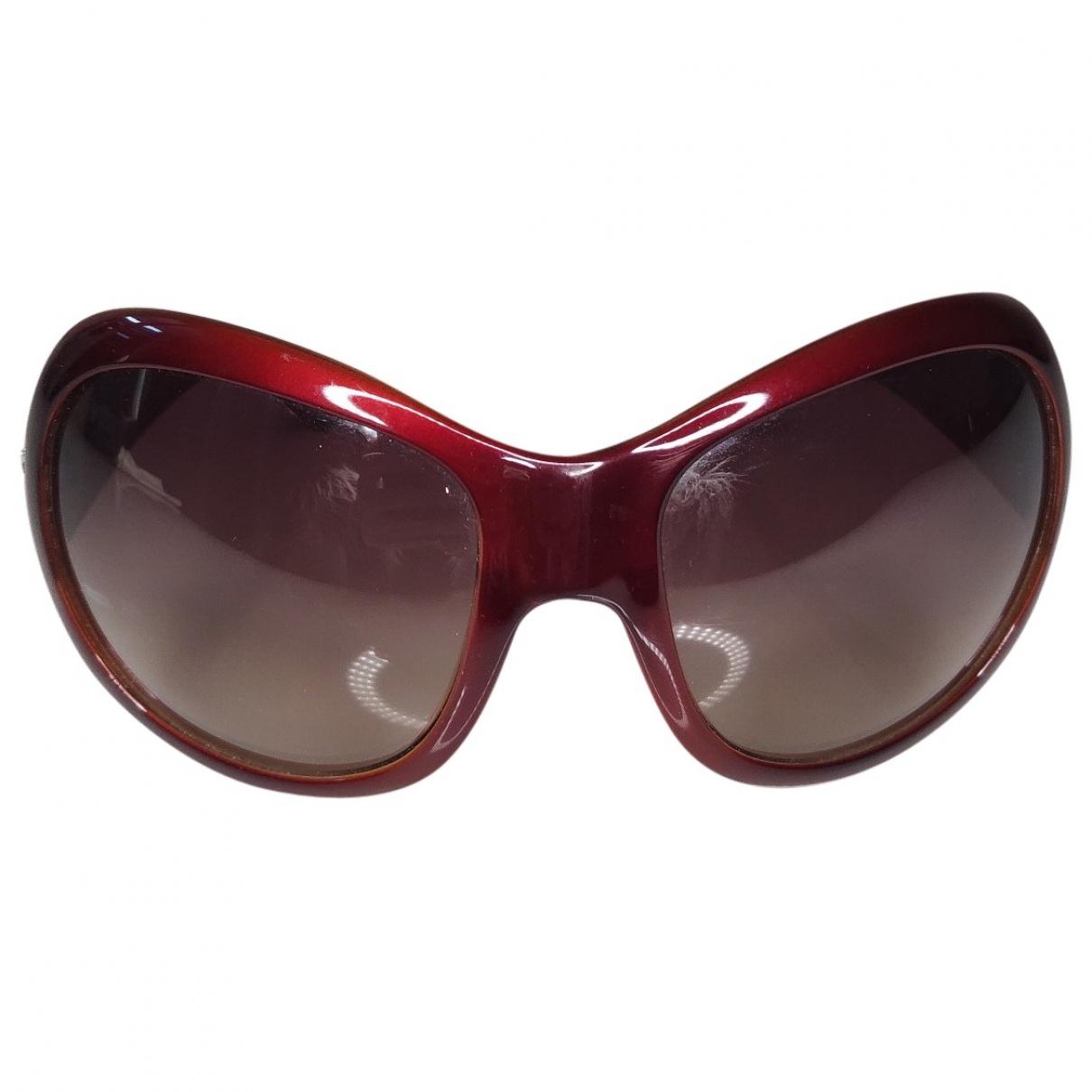 Versace \N Red Sunglasses for Women \N