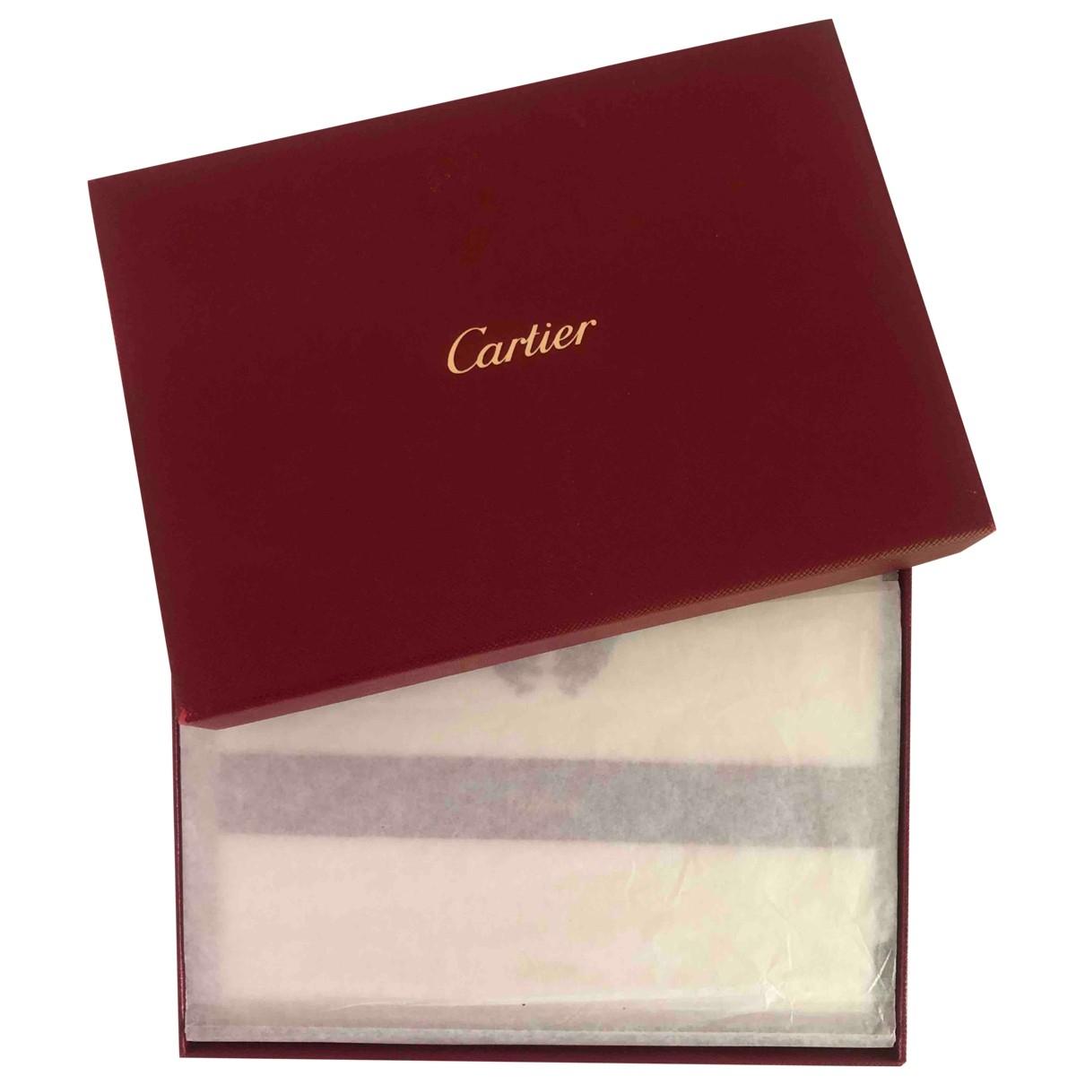Cartier - Objets & Deco   pour lifestyle en coton - rouge
