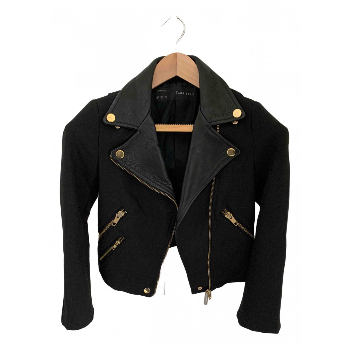 Zara \N Black jacket for Women XS International