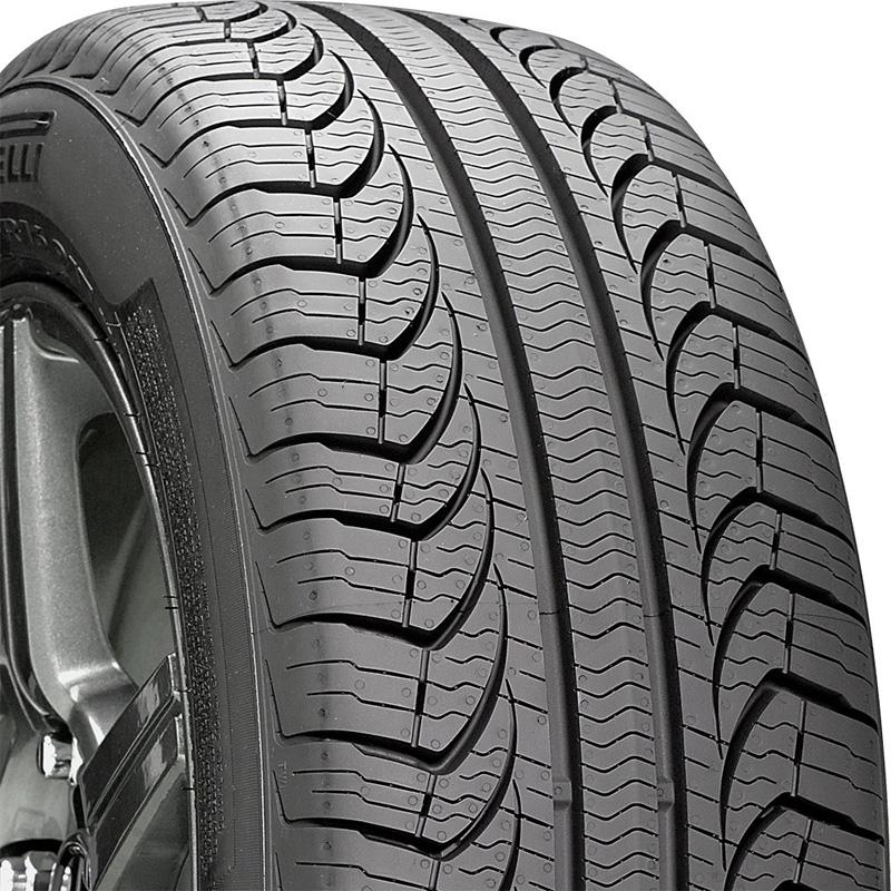 Pirelli 2509000 P4 Fourseasons Plus Tire P 185 /60 R15 84T SL BSW