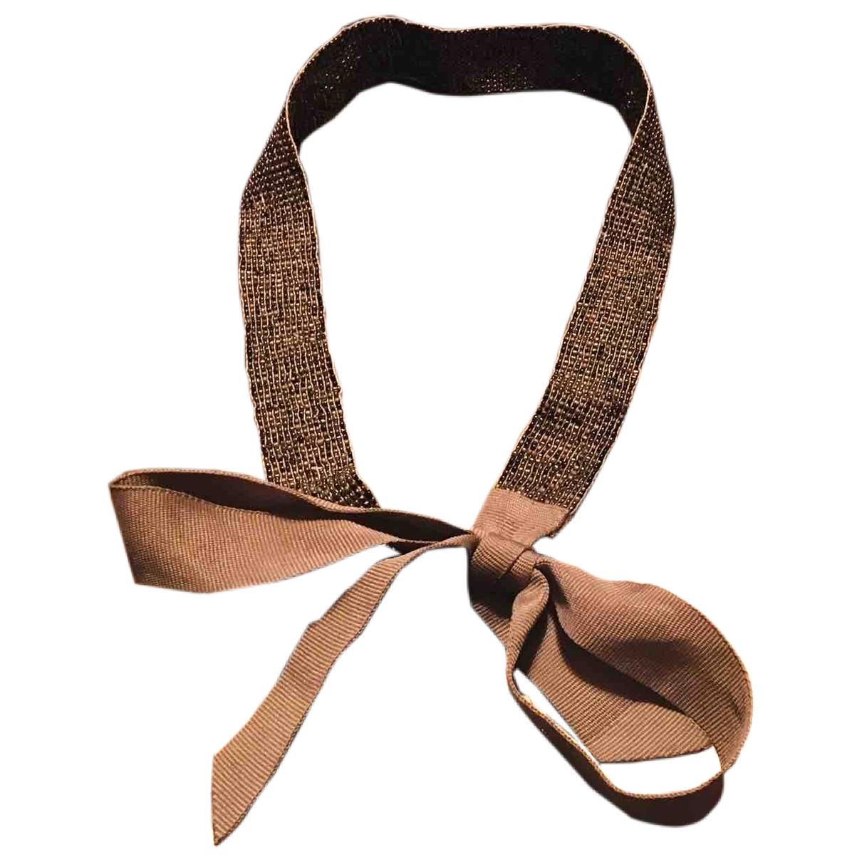 Cos \N Grey Pearl Hair accessories for Women \N