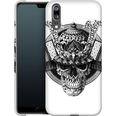 Huawei P20 Smartphone Huelle - Samurai Skull von BIOWORKZ