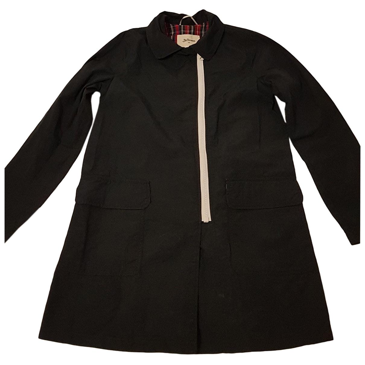 Bellerose - Blousons.Manteaux   pour enfant en coton - bleu