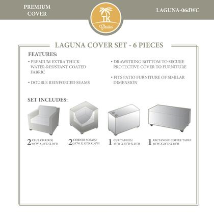 LAGUNA-06dWC Protective Cover