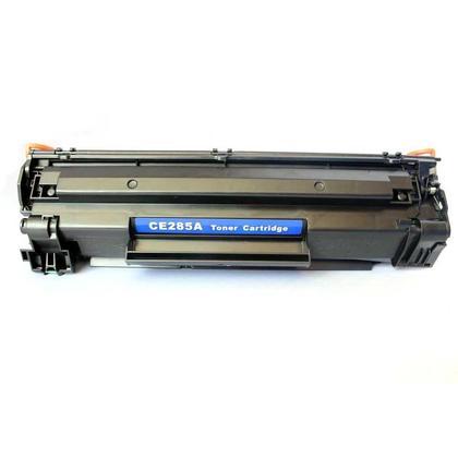 Compatible HP 85A CE285A Black Toner Cartridge - Economical Box
