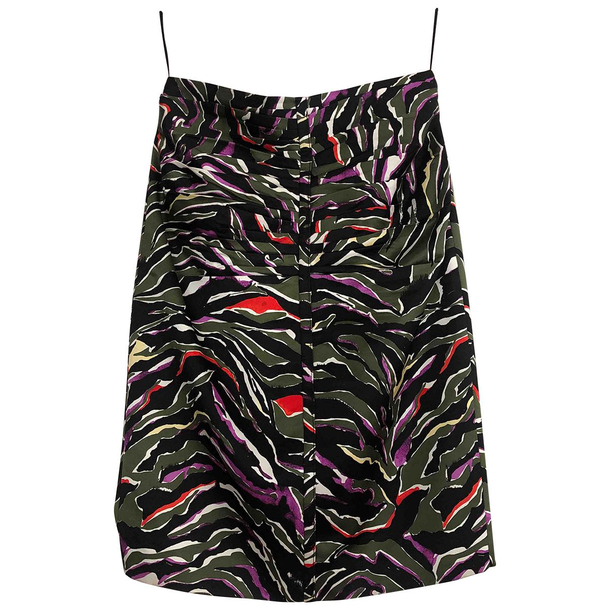 Balenciaga N Multicolour Cotton skirt for Women 40 FR