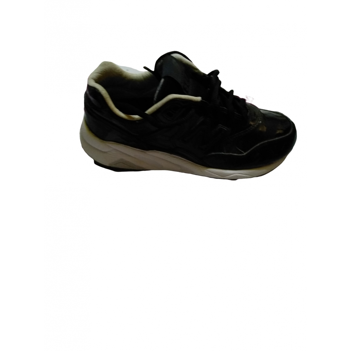 New Balance \N Sneakers in  Schwarz Lackleder