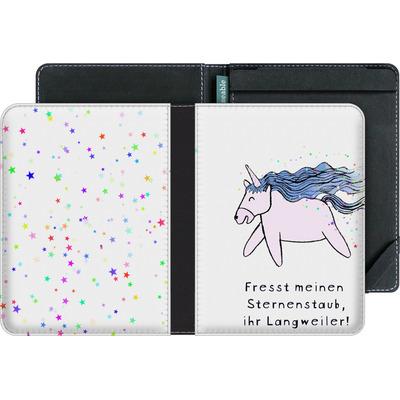tolino vision 3 HD eBook Reader Huelle - Sternstaub von caseable Designs