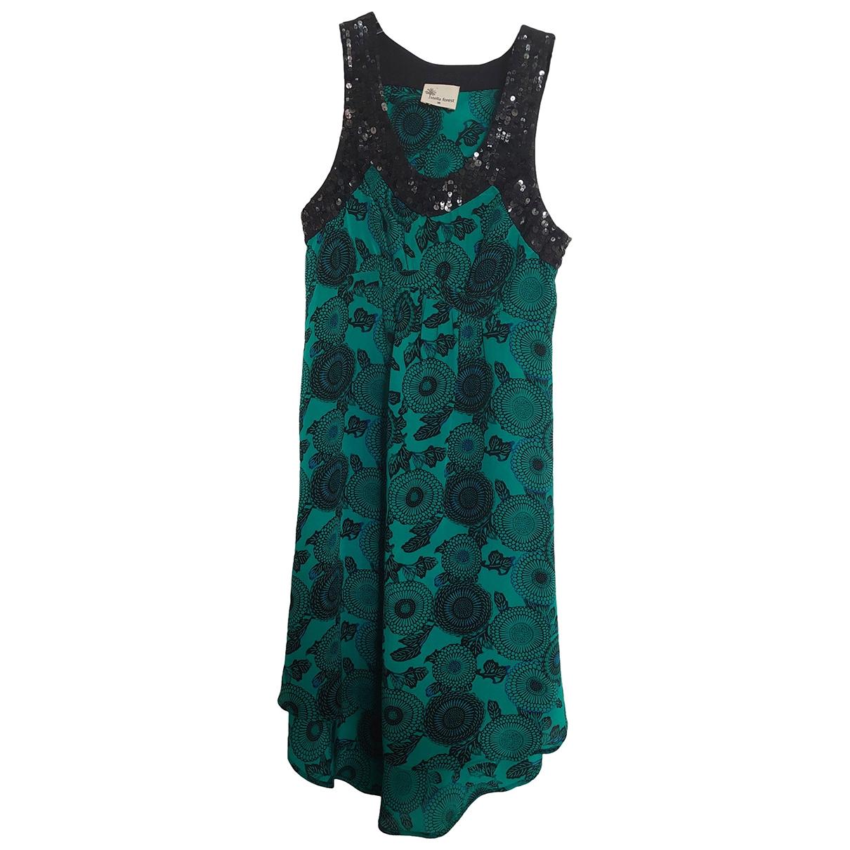 Mini vestido de Seda Stella Forest
