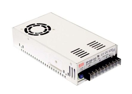 Mean Well , 181.5W Embedded Switch Mode Power Supply SMPS, 3.3V dc, Enclosed