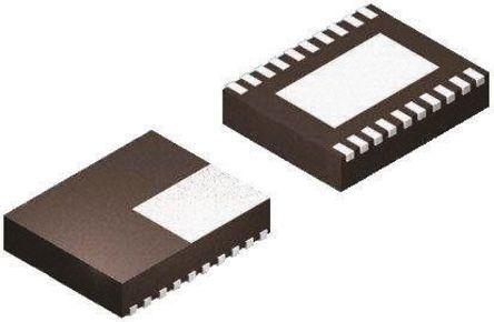 Renesas Electronics ISL12020MIRZ, Real Time Clock (RTC), 128B RAM Serial-I2C, 20-Pin DFN (2)