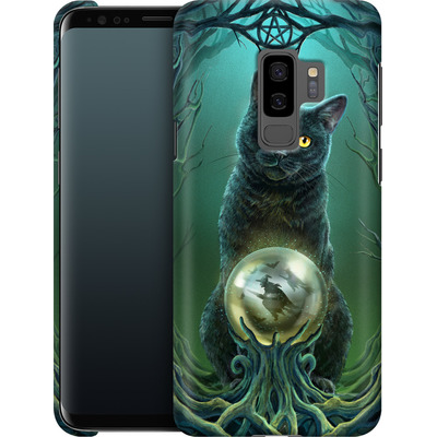 Samsung Galaxy S9 Plus Smartphone Huelle - Rise of the Witches von Lisa Parker