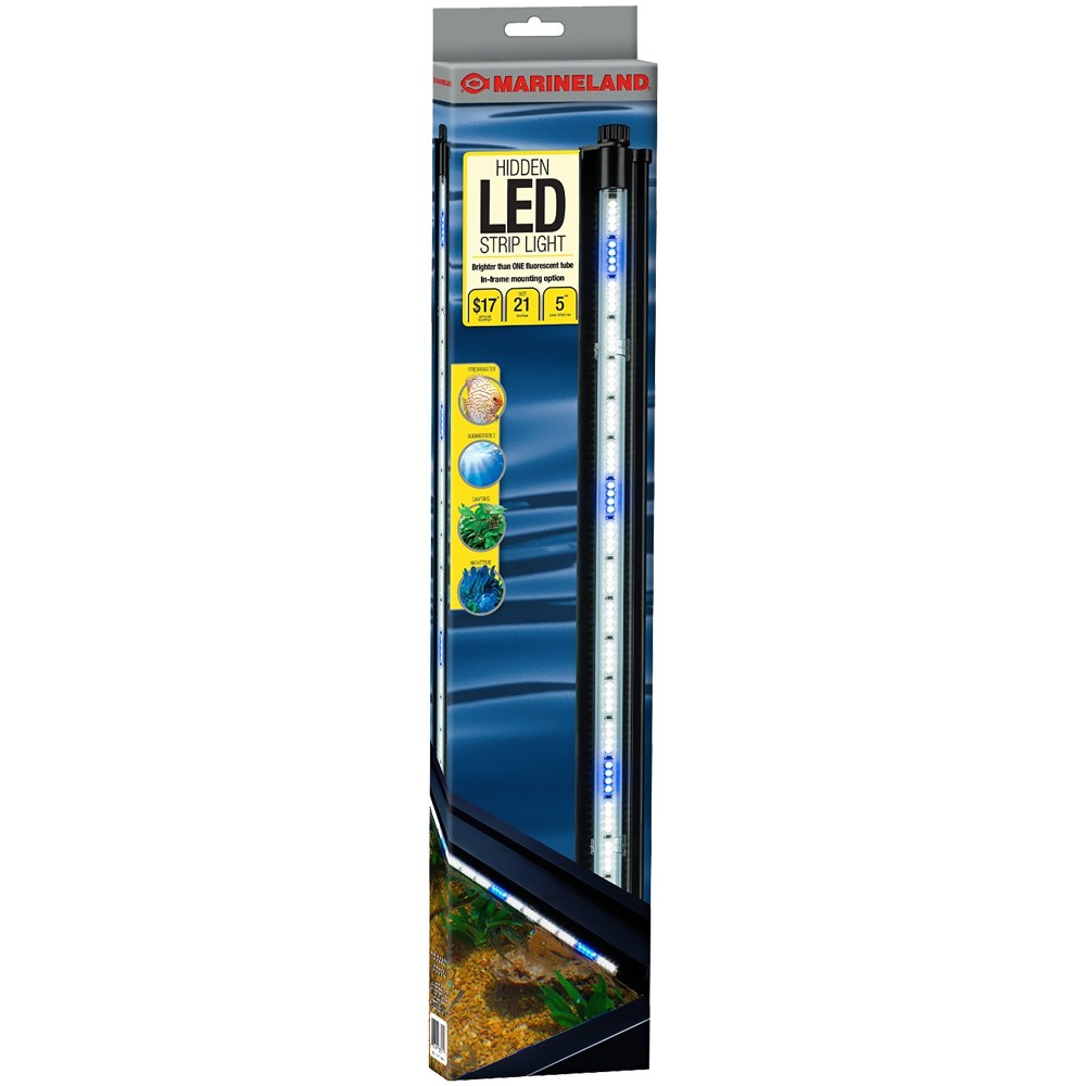 Marineland Hidden Submersible LED Lighting System (21