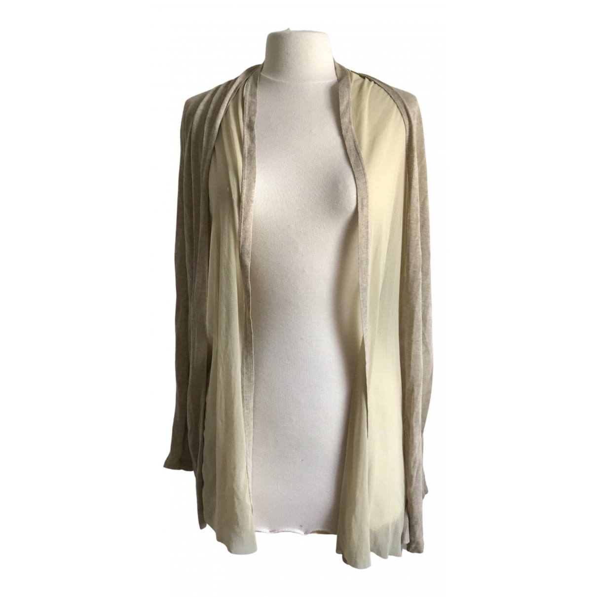 Hotel Particulier - Pull   pour femme - beige