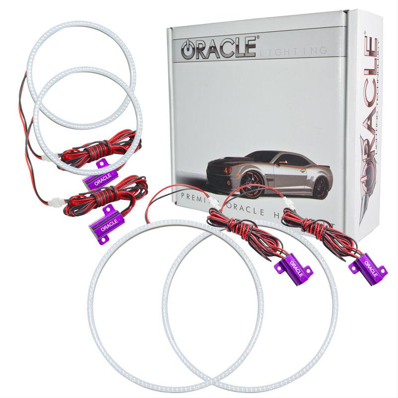 Oracle Lighting 2997-051 Volkswagen Jetta 2005-2010 ORACLE PLASMA Halo Kit
