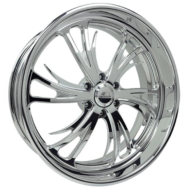 Billet Specialties DT67285Custom BLVD 67 Wheels 20x8.5