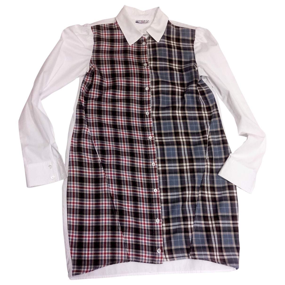 Simonetta - Top   pour enfant en coton