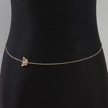 Butterfly Decor Waist Chain