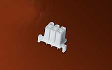 Molex , 42385 4.2mm Pitch 6 Way 2 Row Vertical PCB Socket, Through Hole, Solder Termination (2400)