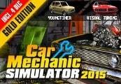 Car Mechanic Simulator 2015 Gold Edition Steam Gift