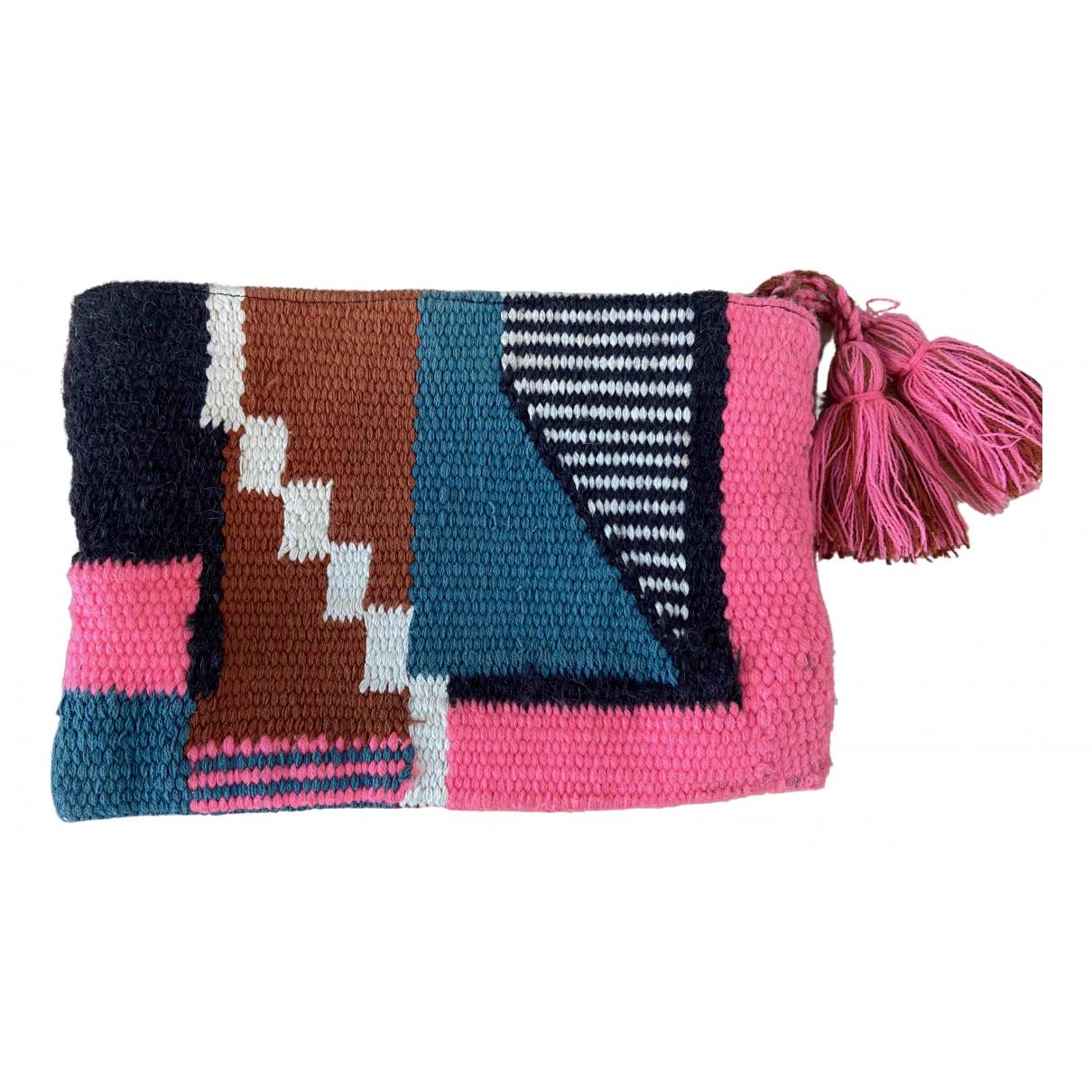 Ba&sh \N Multicolour Cotton Purses, wallet & cases for Women \N