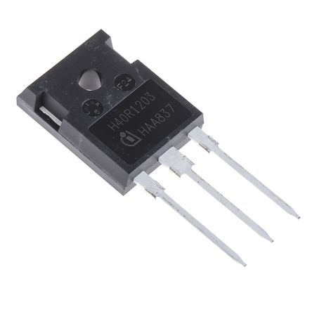 Infineon IHW40N120R3FKSA1 IGBT, 80 A 1200 V, 3-Pin TO-247