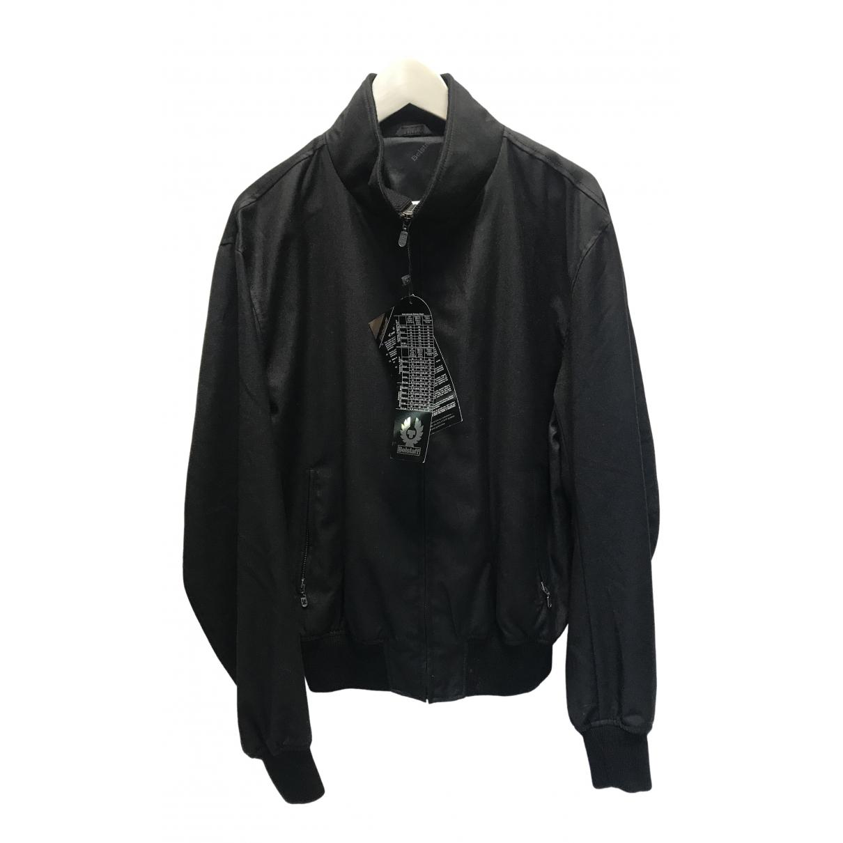 Belstaff \N Black Cotton jacket  for Men L International