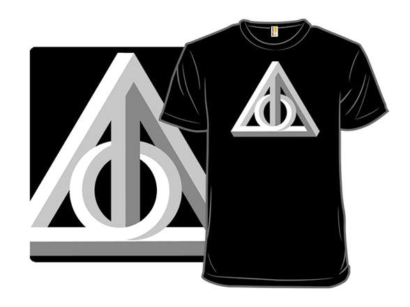 Impossible Hallows T Shirt