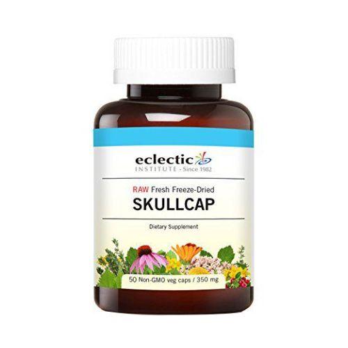Skullcap 50 Caps by Eclectic Institute Inc