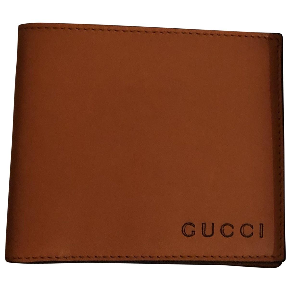 Marroquineria de Cuero Gucci