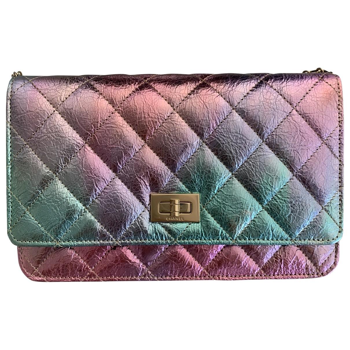 Chanel Wallet on Chain Multicolour Leather handbag for Women \N