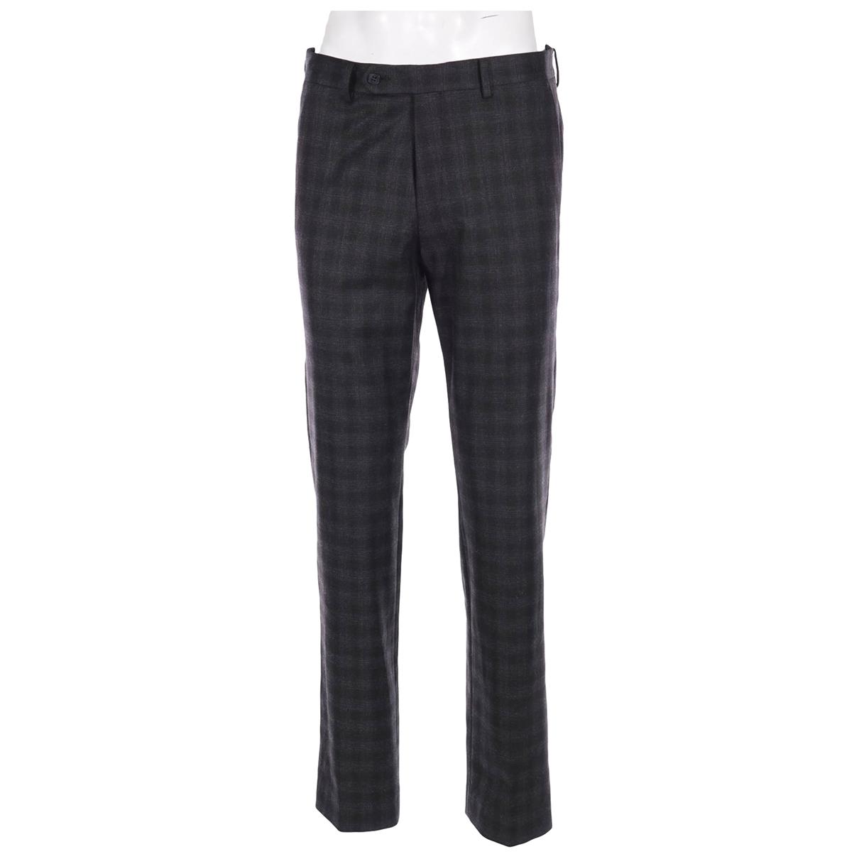 John Varvatos \N Multicolour Trousers for Men 32 UK - US