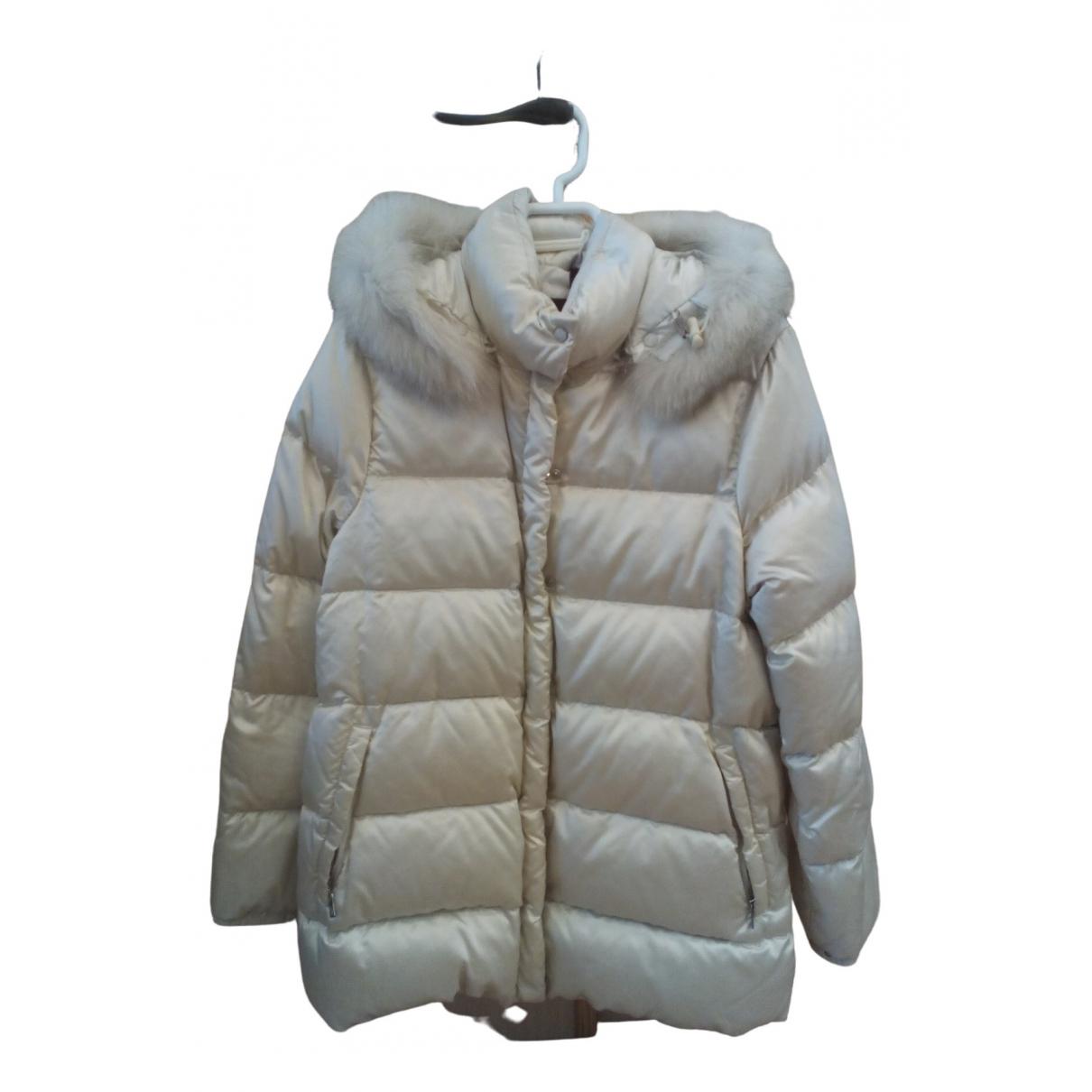 Plumifero Fur Hood Moncler