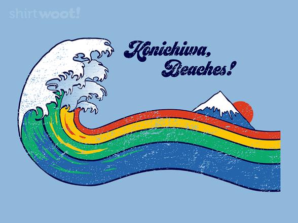 Konichiwa! T Shirt