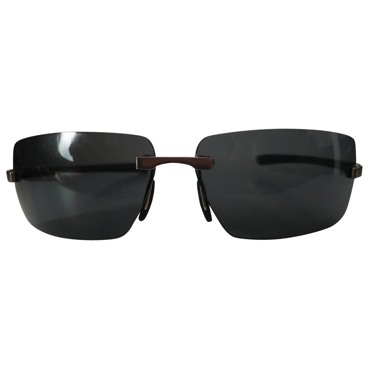 Porsche Design \N Black Sunglasses for Women \N