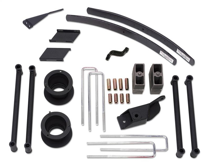 Tuff Country 35933K Complete Kit (w/o Shocks)-4.5in. Dodge 2000-2002