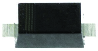 Nexperia , 15V Zener Diode 6% 830 mW SMT 2-Pin SOD-123F (100)